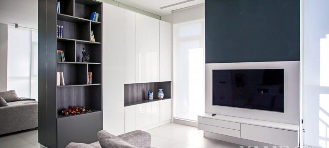 Корпусная мебель на заказ Одесса Изготовление в студии YAMBO - Oper3a